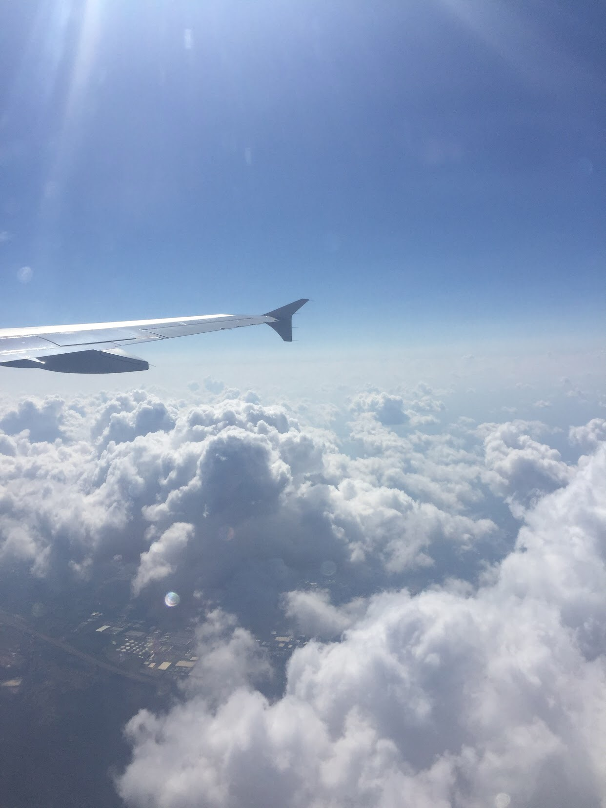 Flight lga fll from spirit to